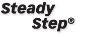 Steady Step logo